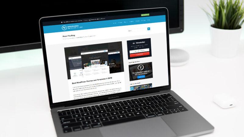 أفضل قوالب وثيمات WordPress في عام 2020