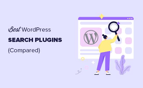 10 WordPress Search Plugins لتحسين البحث في موقعك