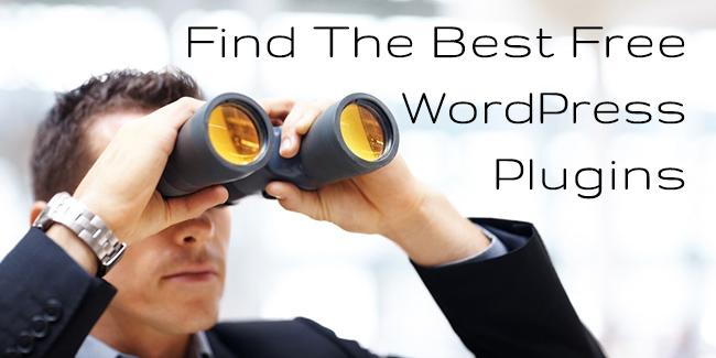 5 طرق للعثور على أحدث وأكبر ملحقات WordPress المجانية