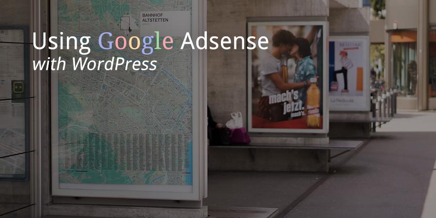 كيفية إضافة جوجل أدسنس إلى ووردبريس