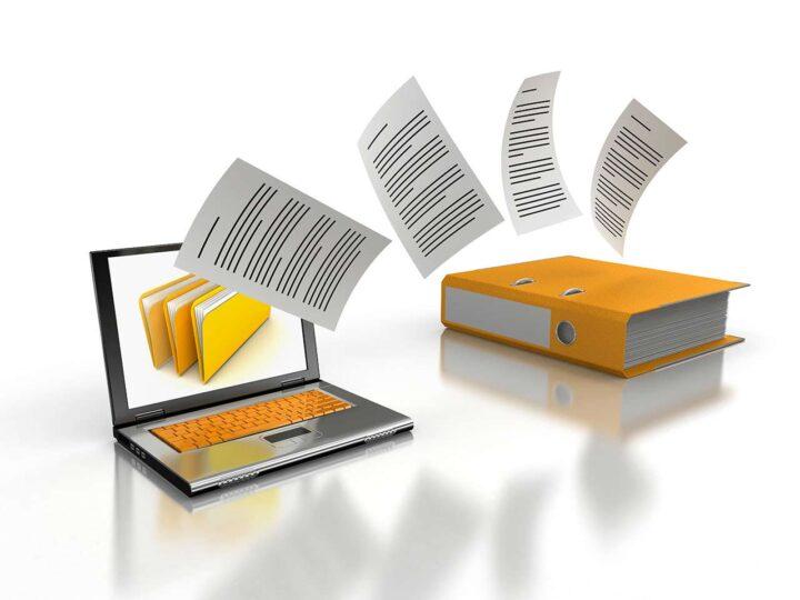 دليل المبتدئين لتخزين المستندات على جهاز الكمبيوتر الخاص بك