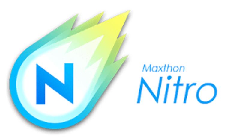 تحميل Maxthon Nitro هذا المتصفح سريع وأنيق
