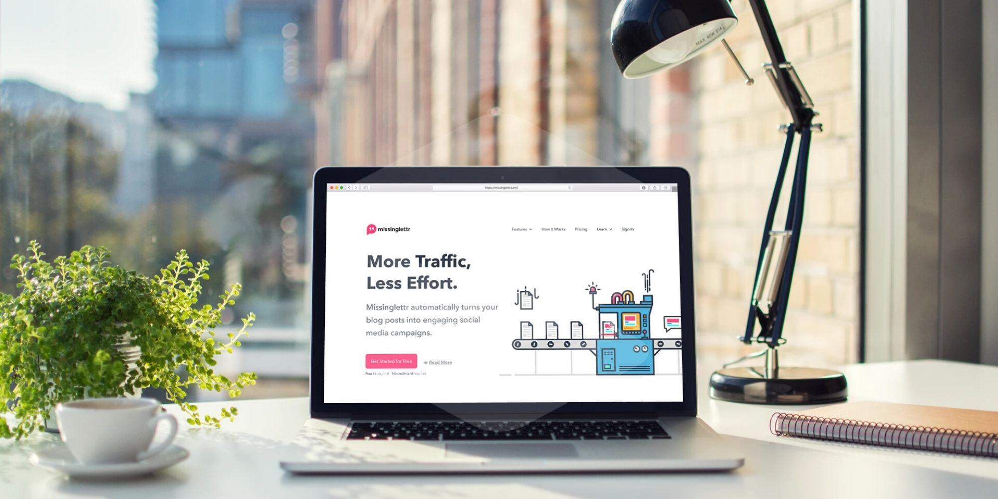 تحويل منشورات المدونة إلى حملات وسائل التواصل الاجتماعي باستخدام Missinglettr