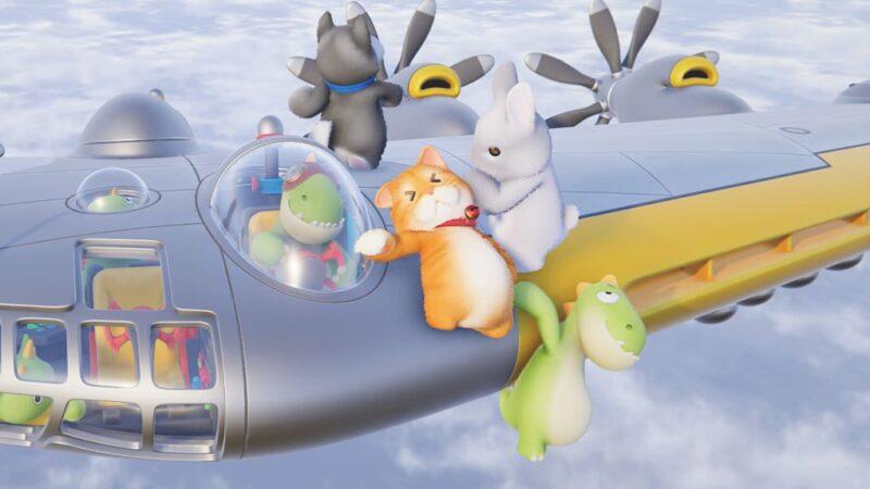 تحميل وتنزيل لعبة Party Animals ألطف لعبة حزبية قائمة على الفيزياء