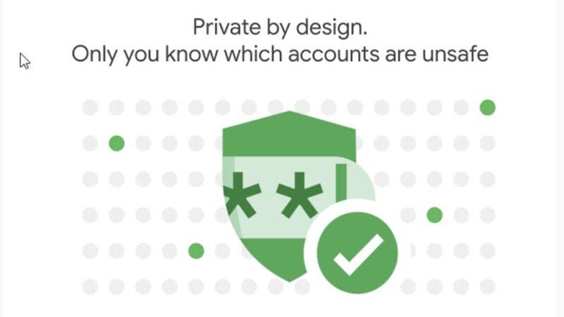 تحميل وتنزيل برنامج Password Checkup آمن مع فحص كلمة المرور