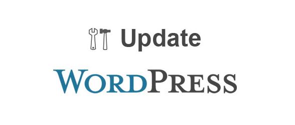 أشياء يجب القيام بها قبل تحديث WordPress إلى أحدث إصدار