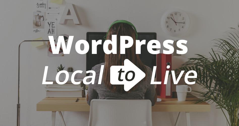 كيفية نقل موقع WordPress الخاص بك من المضيف المحلي إلى الخادم المباشر