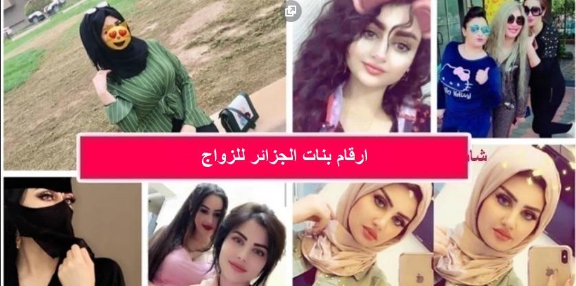 ارقام بنات الجزائر للزواج تطبيق تعارف بنات جزائريات تبحث عن الزواج