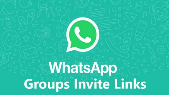 قائمة روابط مجموعة WhatsApp لعام 2020