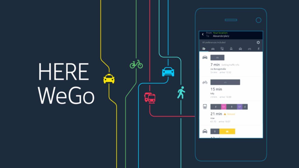 WeGo: كيفية التنقل في الطرق بشكل صحيح