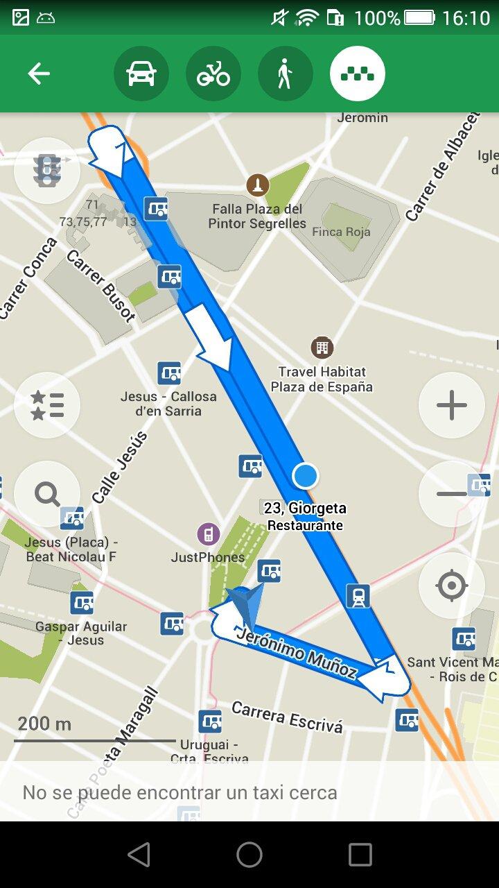 كيفية استخدام Maps.Me: دليل تعليمي للمبتدئين