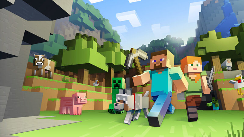 Minecraft APK: دليل التنزيل والتثبيت