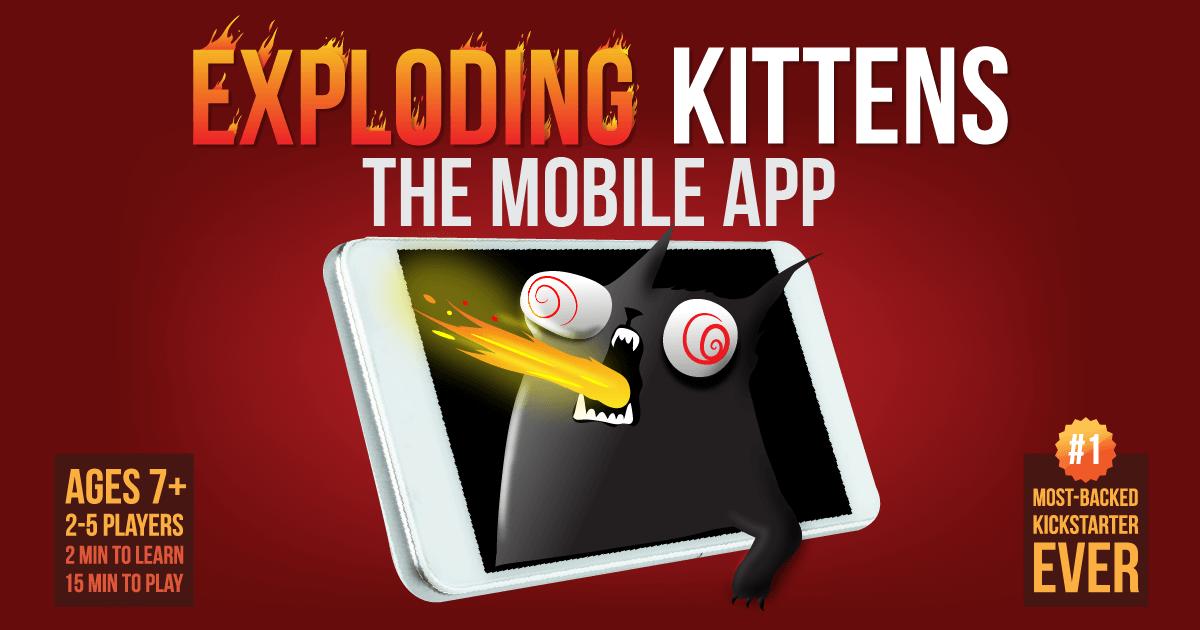 انفجار لعبة القطط على الهاتف المحمول: هل يجب أن تلعبها