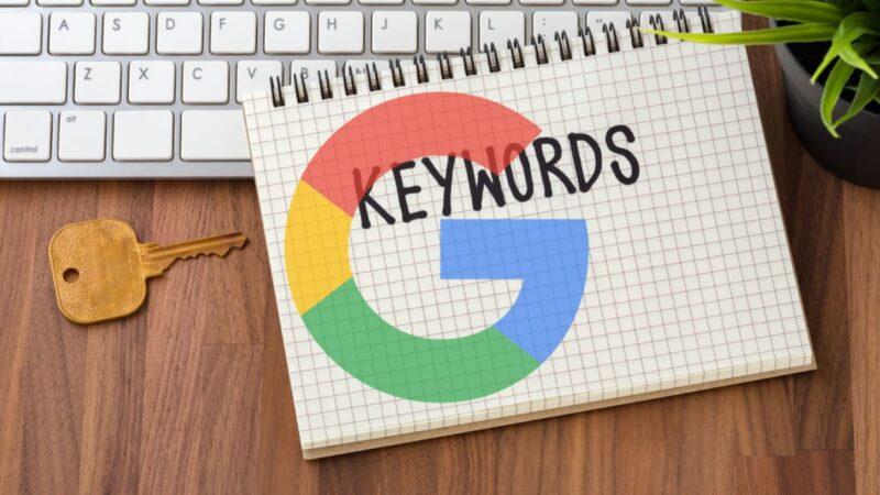 هل كثافة الكلمات الرئيسية عامل تصنيف جوجل