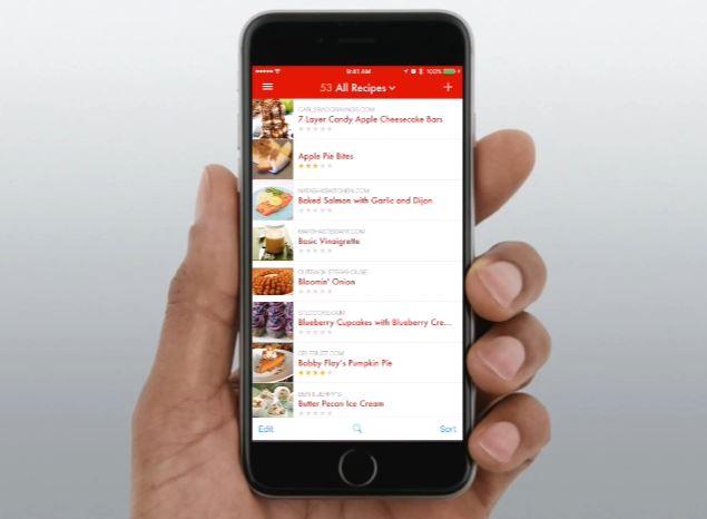 وجبات سهلة: مراجعة كاملة لتطبيق Paprika Recipe Manager 3